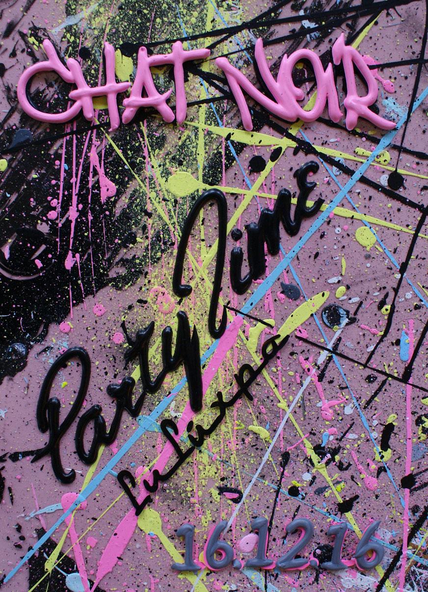 LuLúxpo / Party Time / Chat Noir