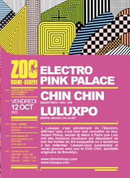 Pink Palace / guest: Chin Chin