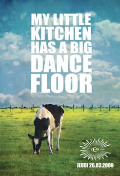 My Little Kitchen Has A Big Dancefloor