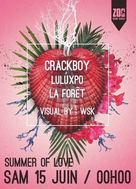 LuLúxpo Carte Blanche / guest: Crackboy