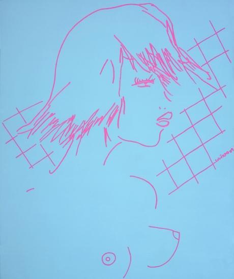 Pink Girl / 2009